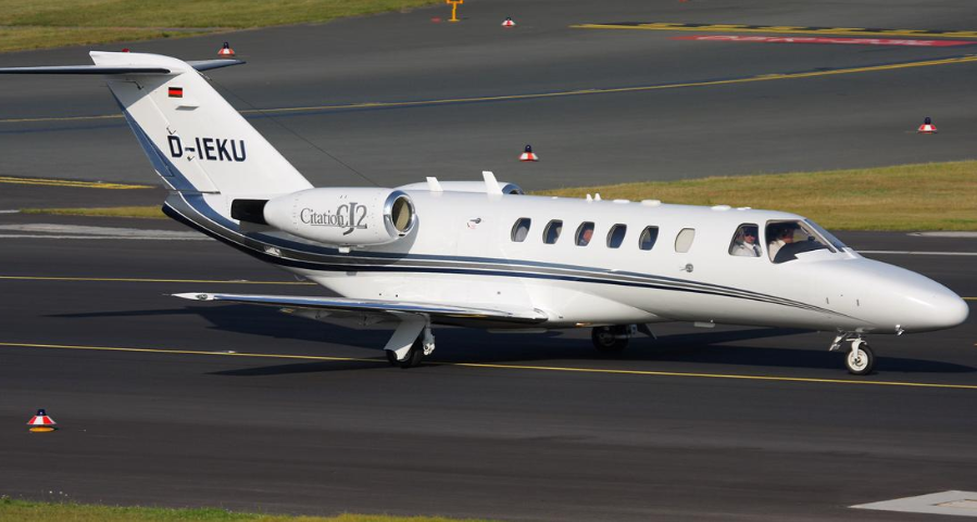 CITATION CJ2 sn43