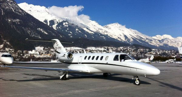 CITATION CJ2 sn525A-0142