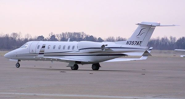 Learjet 45XR sn105