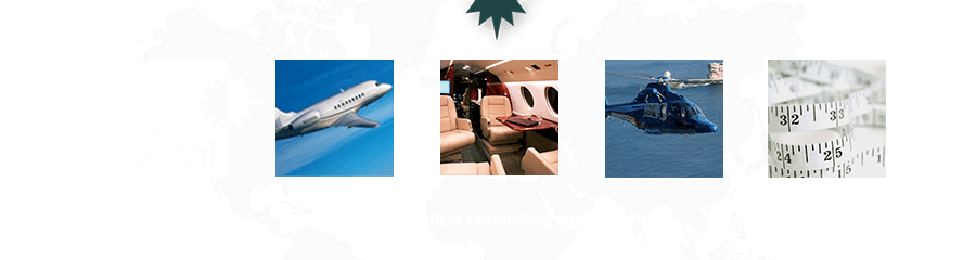 Business aviation, Consulting trading AÉRO CAPITAL